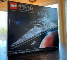 LEGO 75252 STAR WARS UCS Imperial Star Destroyer NEW open box