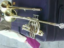 Berkeley Army Band Herald Trumpet Bb/ C Surprise!!FREE Gift w/Package!!