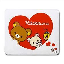 Rilakkuma Bear Mousepad Mouse Mat Pad Sanrio Cute Kawaii Japan kitty cute kawaii