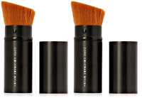 bareMinerals Core Coverage Retractable Foundation Brush (Pack of 2)