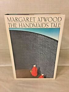 """""""The Handmaid's Tale"""" 1st American Edition Margaret Atwood 1986 w/ Dust Cover"""