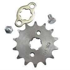 Engine Sprocket 14 Tooth Fit Mini Bike Go Cart Kart 17mm 428-14t 428 Chain