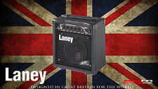 LANEY LX12 12 WATT ELECTRIC GUITAR AMPLIFIER CD/MP3 INPUT AMP GREAT GUITAR TONE!