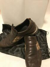 Gucci Herren Schuhe Sneaker Braun Gr. 43