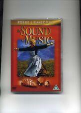 THE SOUND OF MUSIC - JULIE ANDREWS CHRISTOPHER PLUMMER - NEW DVD!!