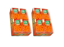 24 Pack - Tic Tac Orange Flavor 1oz Each (2 Boxes of 12 packs each)