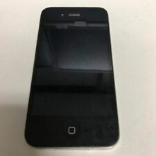 Apple iPhone 4S 8GB Black Smartphone B-Grade Cracked Back