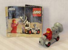 LEGO 889 Weltraum Radar-Buggy / Classic Space Radar Truck (komplett / complete)