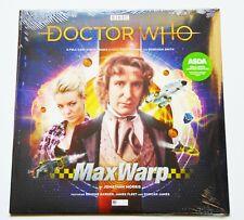 Doctor Who - MaxWarp Clear Splatter Limited Vinyl ASDA **NEW & SEALED**