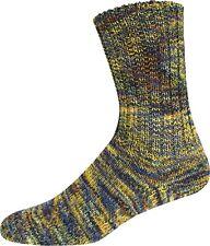 Sockenwolle von ONline 4-fach Mouline Color  100 g  Farbe 2526