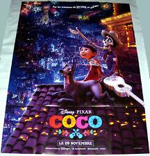 COCO   Disney Pixar Animation Mexico mariachi  LARGE French POSTER