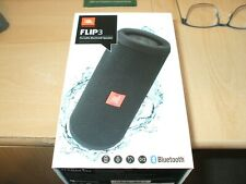 JBL JBLFLIP3BLK Flip 3 Portable Bluetooth Speaker - Black