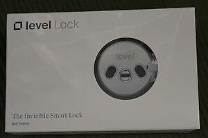 "Level Lock Bolt Invisible Smart Lock C-D11U 2-1/4"" to 2-3/8"" Backset."