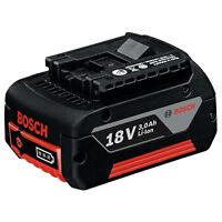 Bosch Akku GBA 18 Volt / 3,0 Ah M-C Professional - 1600Z00037 Ersatzakku Li-Ion