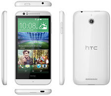 Brand New HTC Desire 510 - 8GB - White (Unlocked) Smartphone