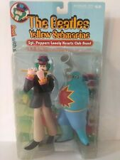 McFarlane Toys The Beatles Yellow Submarine Paul with Sucking Monster - New