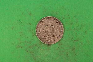 21/2 Shillings 1893 ss seltener Jahrgang in hübscher Qualität