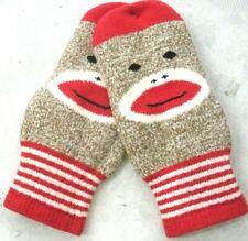 Ladies Monkey Mittens Medium Weight, Womens Mitten, Womens Winter Glove, 9958