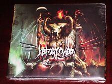 Job For A Cowboy: Ruination CD 2009 Metal Blade Records 3984-14744-2 Digipak NEW