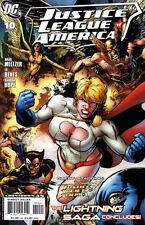 Justice League of America Vol. 2 (2006-2011) #10 (1:10 Phil Jimenez Variant)
