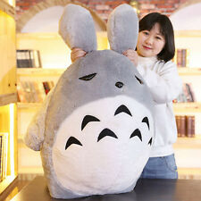 110CM My Neighbor Totoro Plush Toys 42'' Big Soft Cartoon Stuffed Doll Kid Gifts