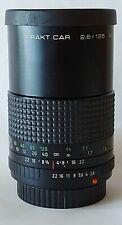 Prakticar 135mm f/2.8 lens, PB fit