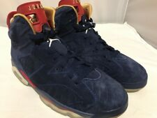 Air Jordan 6 VI Doernbecher OHSU Charity 2009 Sz.11 DS Navy/Red/Gold What The