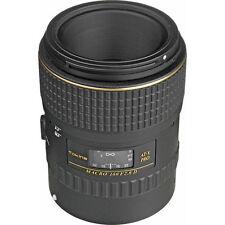 Tokina 100mm F2.8 AT-X PRO D Macro Lens For Nikon Digital Camera, London