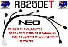 RB25DET NEO INJECTOR SUB HARNESS UPGRADE SKYLINE R33 GTST R34 GTT INJECTORS
