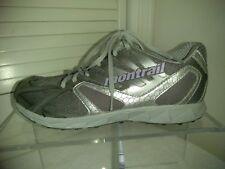 Montrail Women's Gray/Purple Size 9 Trail Running,Walking, Tennis, Hiking, Shoes