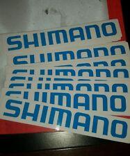 SHIMANO Sticker Decal Bike Bicycle Cycling Fishing Wall Frame Vinyl