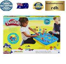 Play-Doh  Play 'n Store Table inc 6 Tubs of Dough  Accessories