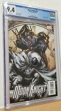 2007 Moon Knight # 10 CGC. Punisher Appearance Finch Suayan Huston Marvel Comic