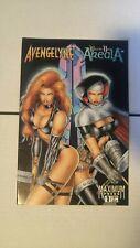 Avengelyne Warrior Nun Areala #1 November 1996 Maximum Press