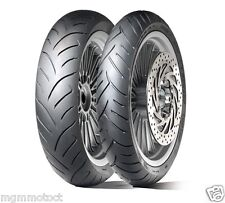 COPPIA PNEUMATICI GOMME DUNLOP SCOOTSMART 80/80 16 100/80 16 KYMCO PEOPLE 125