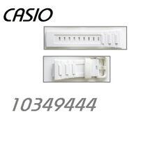 Bracelets de montre blancs Casio