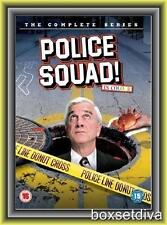 POLICE SQUAD - THE COMPLETE SERIES -Leslie Nielsen (1983) - **BRAND NEW DVD*