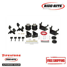 Firestone Ride Rite Rear Air Helper Kit Fits 2009-2014 Ford F150 2WD 4WD