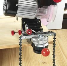 Affuteuse chaine tronconneuse haute qualité 230W pro