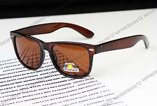 Polarized Classic Rectangular Square Shape Sunglasses  UV400 Women's Mens