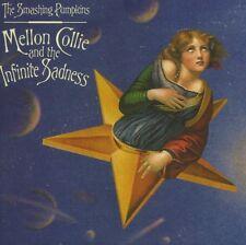 SMASHING PUMPKINS - MELLON COLLIE AND THE INFINITE 2 CD GRUNGE ROCK NEU
