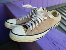 M6W8 RARE Pinkwhite Converse All Star High Tops