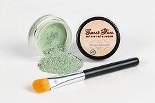 Green Corrector w/ Concealer Brush Full Size Mineral Makeup Bare Skin