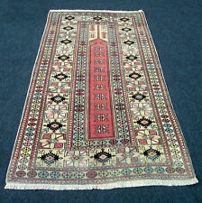Tapis oriental Milas 220 X 128 cm Tapis de prière Melas Turkish Prayer Carpet Rug
