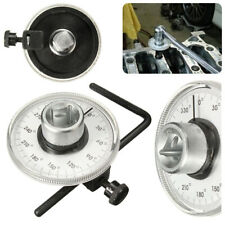 Professional 1/2'' Drive Torque Angle Gauge Car Auto Garage Tool Set Adjustable