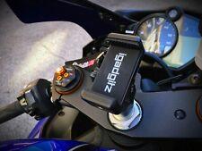 Supporto Cellulare GoPro Moto Cannotto di Sterzo Universale Bike Yamaha Honda Ec