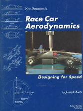 New Directions in Race Car Aerodynamics: Designing for Speed Book ~ NEW!