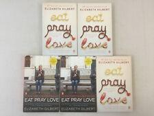 Eat, Pray, Love by Elizabeth Gilbert Paperback Classroom Set Lot of 5