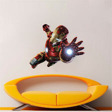 Ironman Wall Decal - Avengers Wall Decal - Age of Ultron Decals - Super Hero s11
