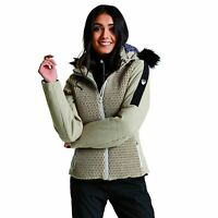 Dare2b Plica Women's Waterproof Breathable Insulated Ski Jacket Coat Capp 20